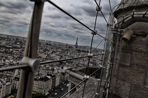 Notre Dame top deck