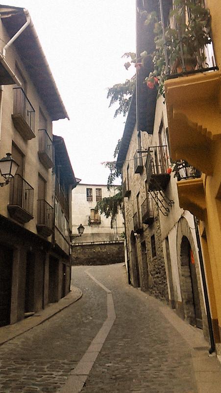 Camino de Santiago - Villafranca del Bierzo