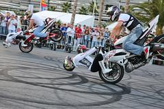 Motul Stunt Show - GP Formula-1 Sochi