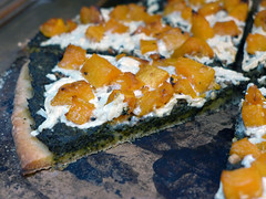 2014-10-19 - Butternut Squash & Pesto Pizza -…