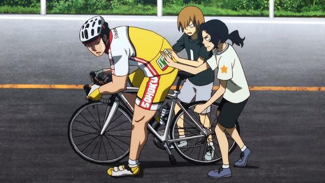 Yowamushi Pedal ep 33 - image 07