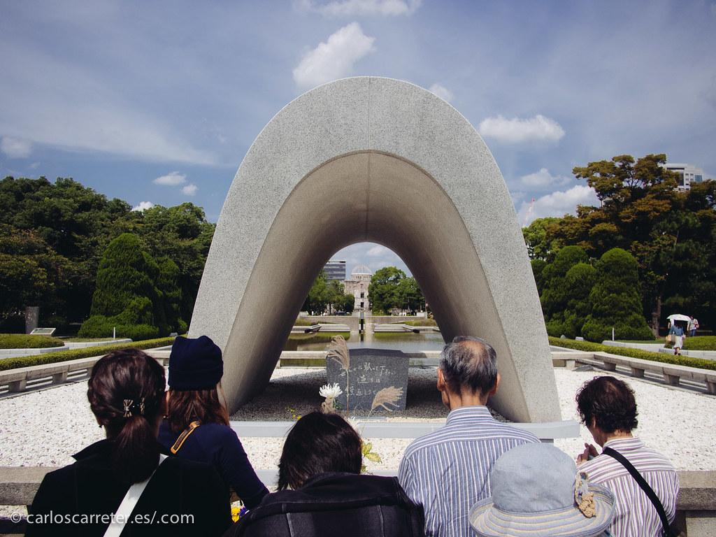 Parque de la Paz - Hiroshima
