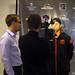 Matt Krueger talks to media (Oct 21, 2014)