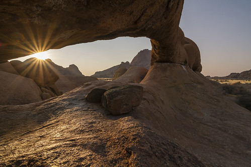 Spitzkoppe - The Arc