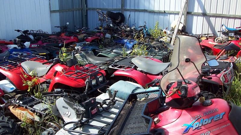 Suzuki Atv Parts Salvage Missouri