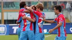 Catania-Vicenza 3-1: cronaca e tabellino