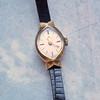 Vintage Hamilton 14K gold ladies' watch