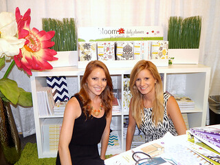 Alumnae find success making inspirational 'bloom' planners for women
