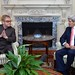 Secretary Kerry Meets With Sir Elton John to Discuss PEPFAR and the Work of the Elton John AIDS Foundation