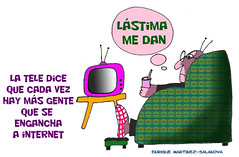 adictos internet