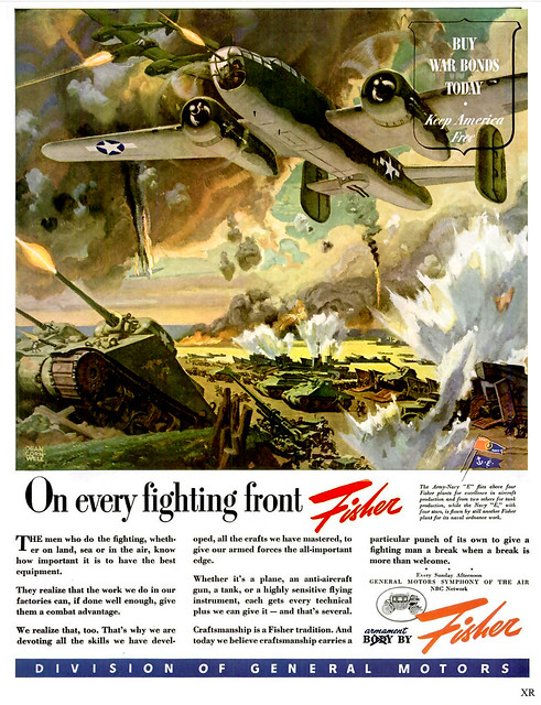 1943 ... every fighting front!