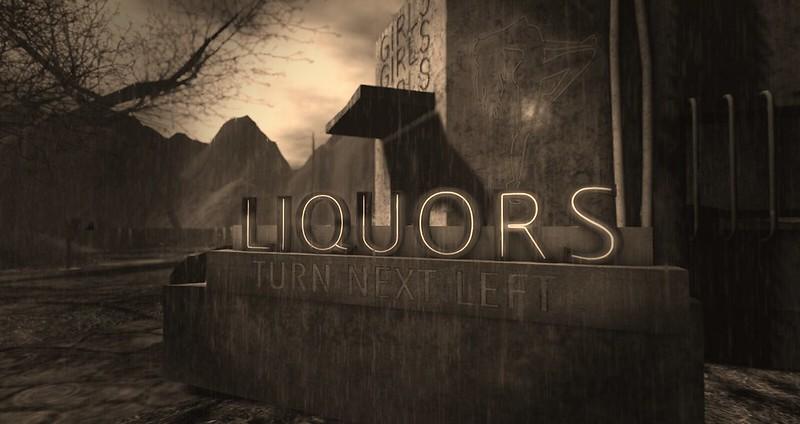 Liquors!