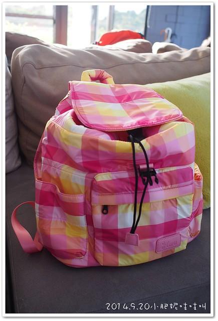 【小晴天本鋪】好美好美的格子包,就送給好美好美的乾媽吧!!
