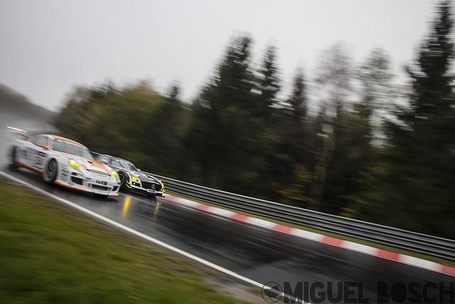 VLN. Round 10 DMV Münsterlandpokal at the Nürburgring 25 October 2014