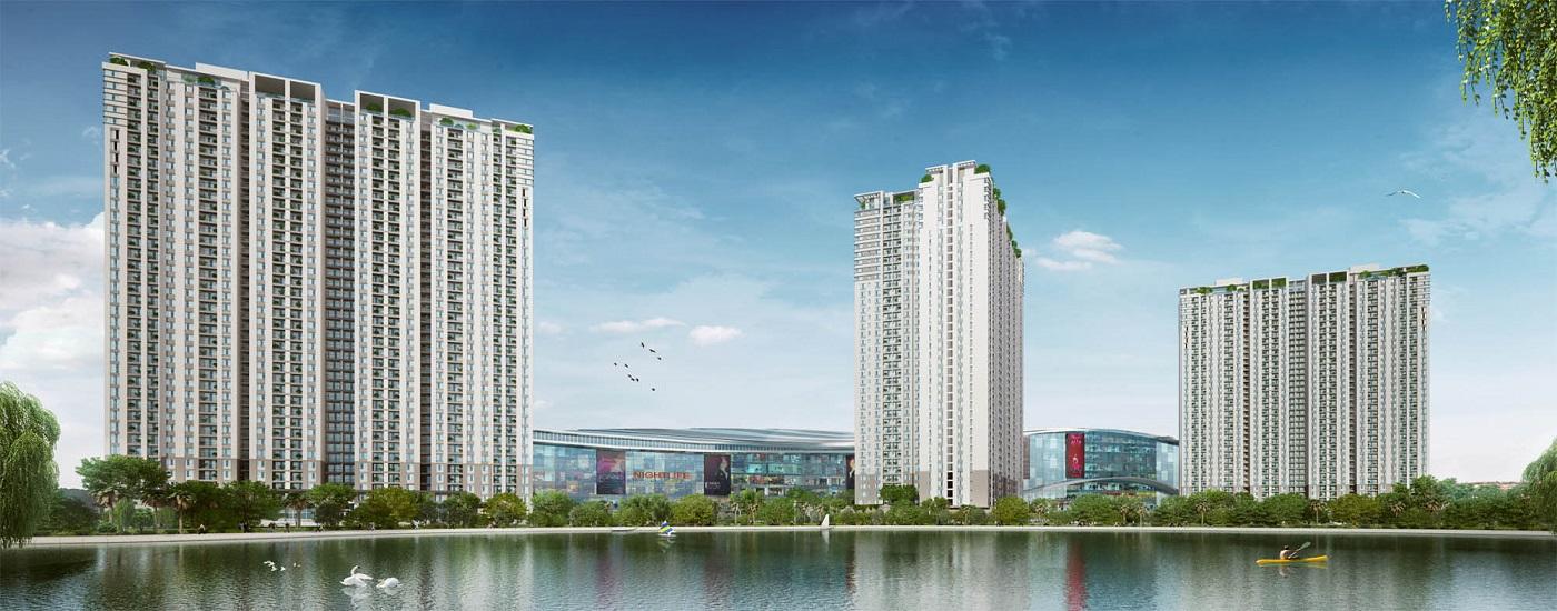Dự án phức hợp căn hộ masteri Thảo ĐiềnHồ Chí Minh