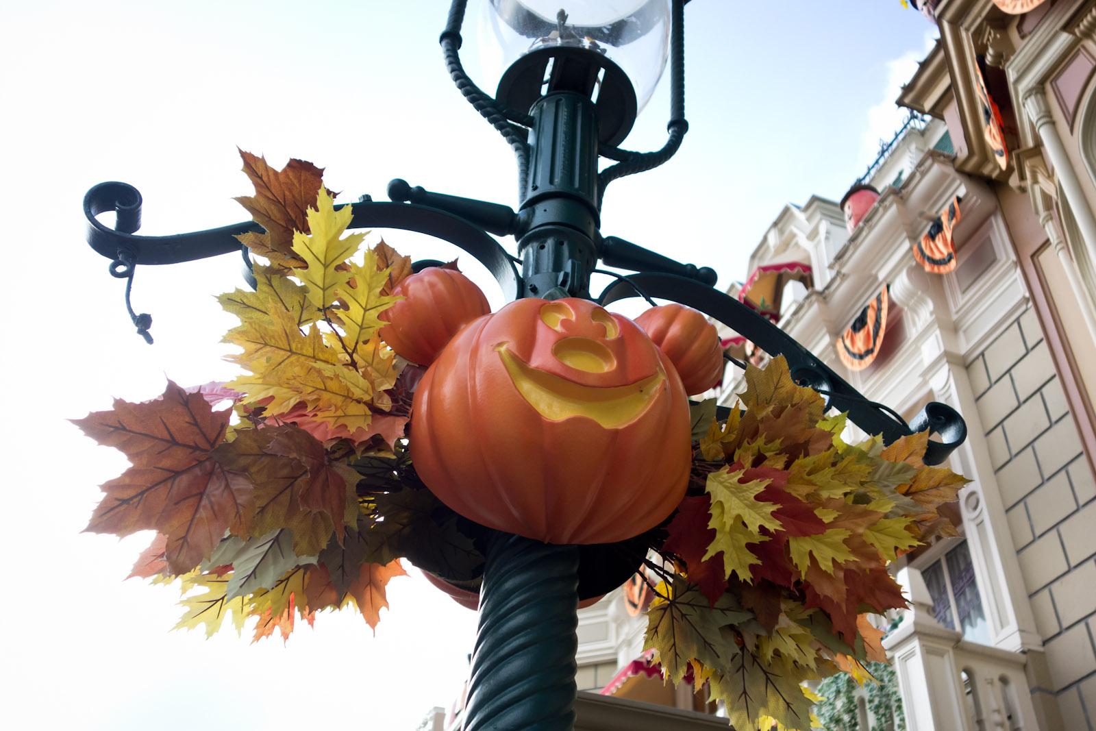 disneyland - halloween