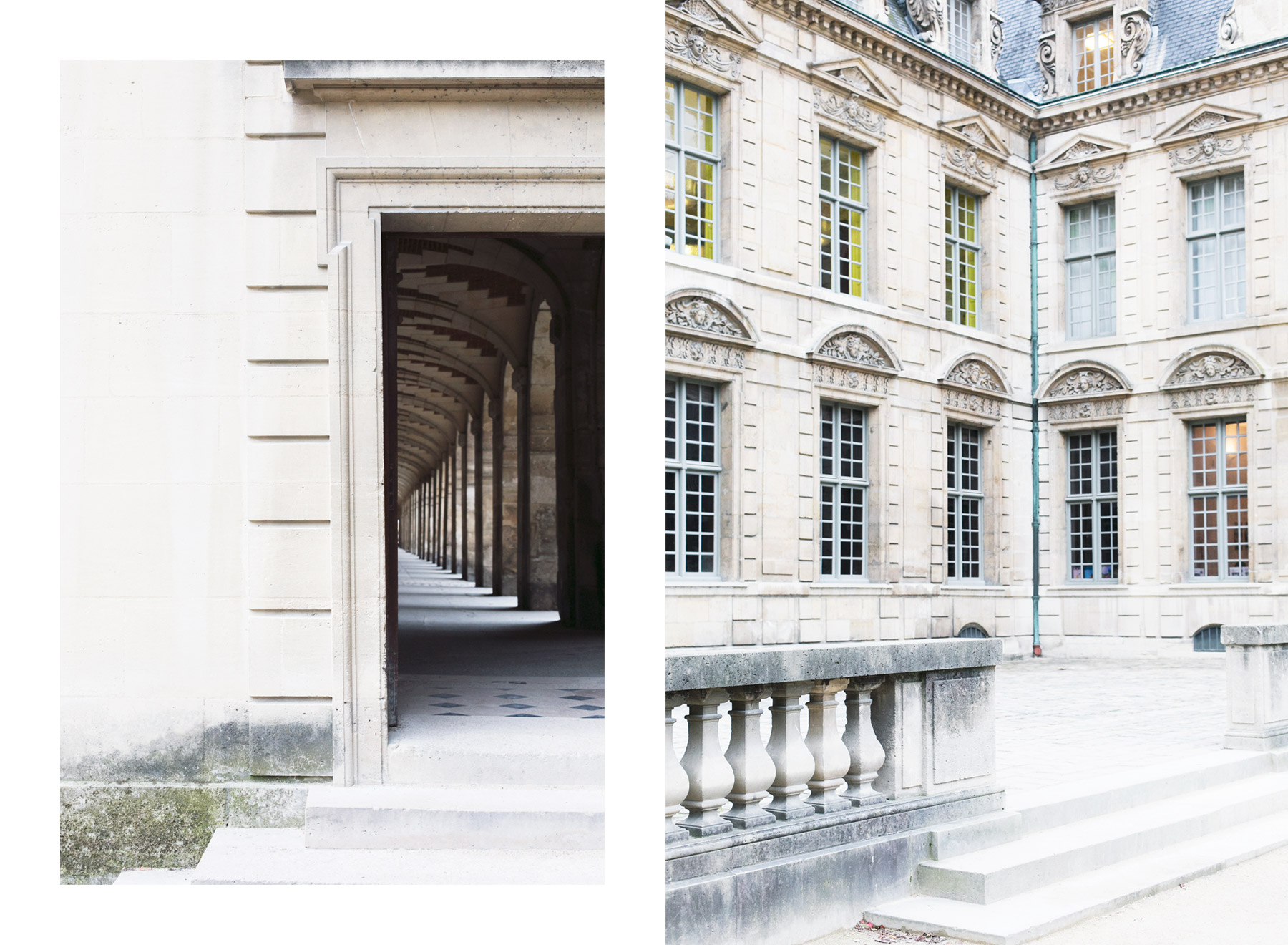 Hôtel de Sully by Carin Olsson (Paris in Four Months)