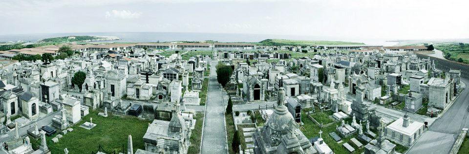 El cementerio de Ciriego se prepara para recibir a los santanderinos