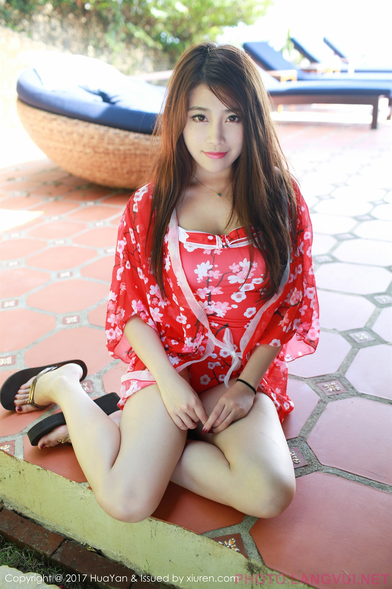 HuaYan Vol 019 Sabrina