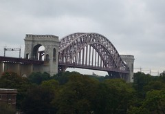Hell Gate Bridge (New York Connecting Railroad East River Arch Bridge)