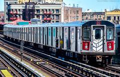 MTA New York City Subway Bombardier R142 #6345