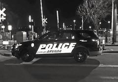 Arvada Police Ford Interceptor Utility  (2)