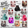 Coming Soon to The  Kawaii Project! ~silentsparrow~ MewMews!
