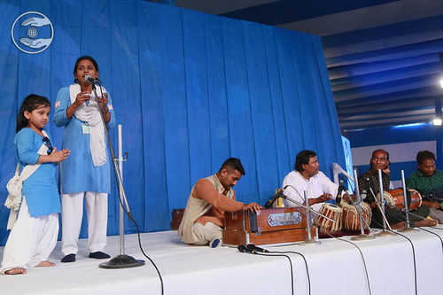 Devotional song by Deepa and Saathi from Kashipur, Uttarakhand