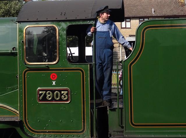 Gloucestershire Warwickshire Railway 9.4.17, Sony DSC-HX7V