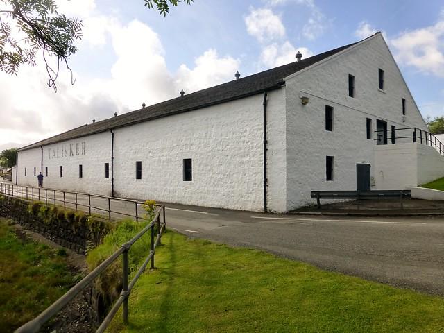 Talisker Distillery a
