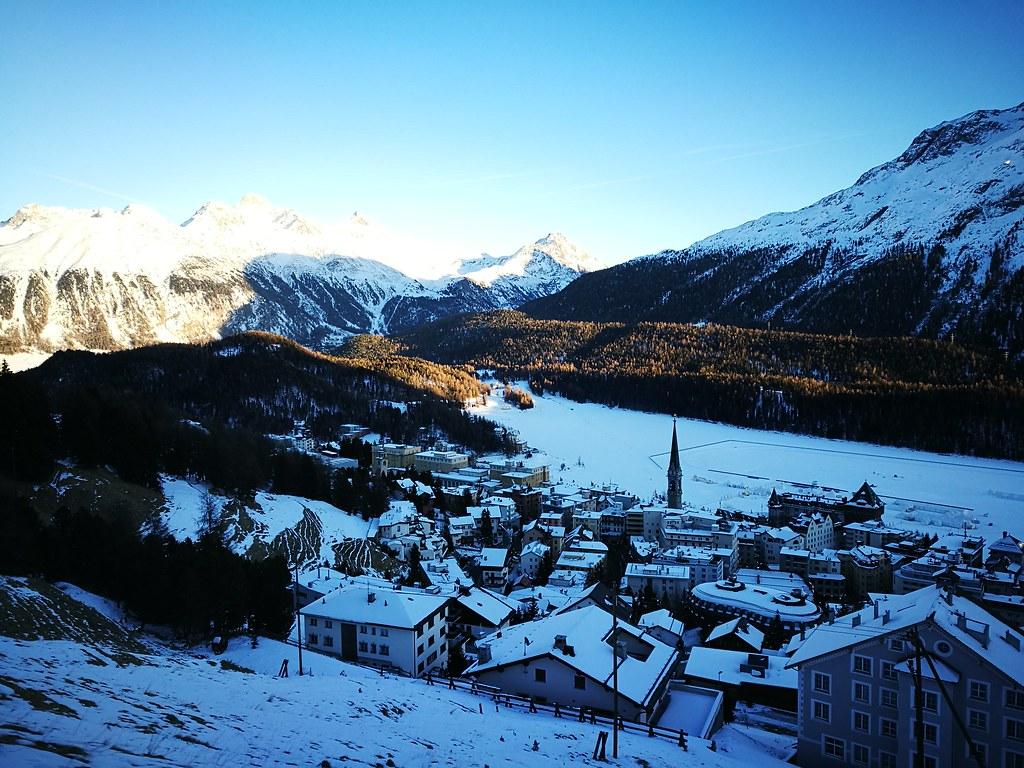 Hotels Near St Moritz