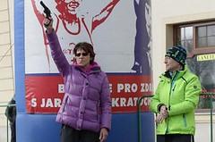 Světová rekordmanka zve do Golčova Jeníkova