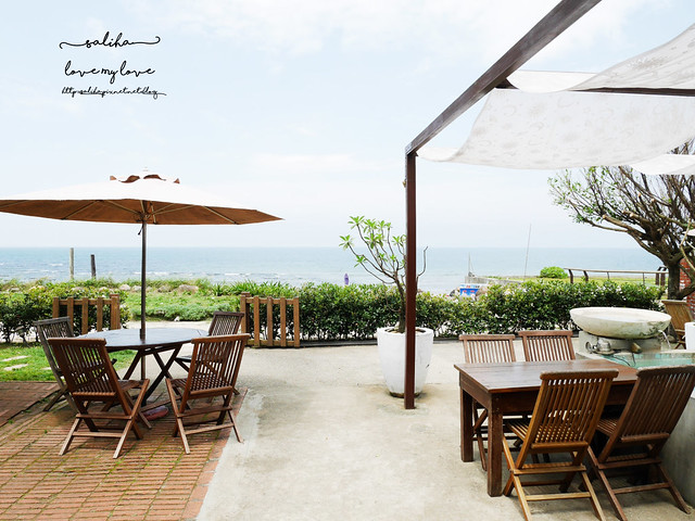 新北一日遊景點三芝淺水灣海景觀餐廳推薦villa sugar