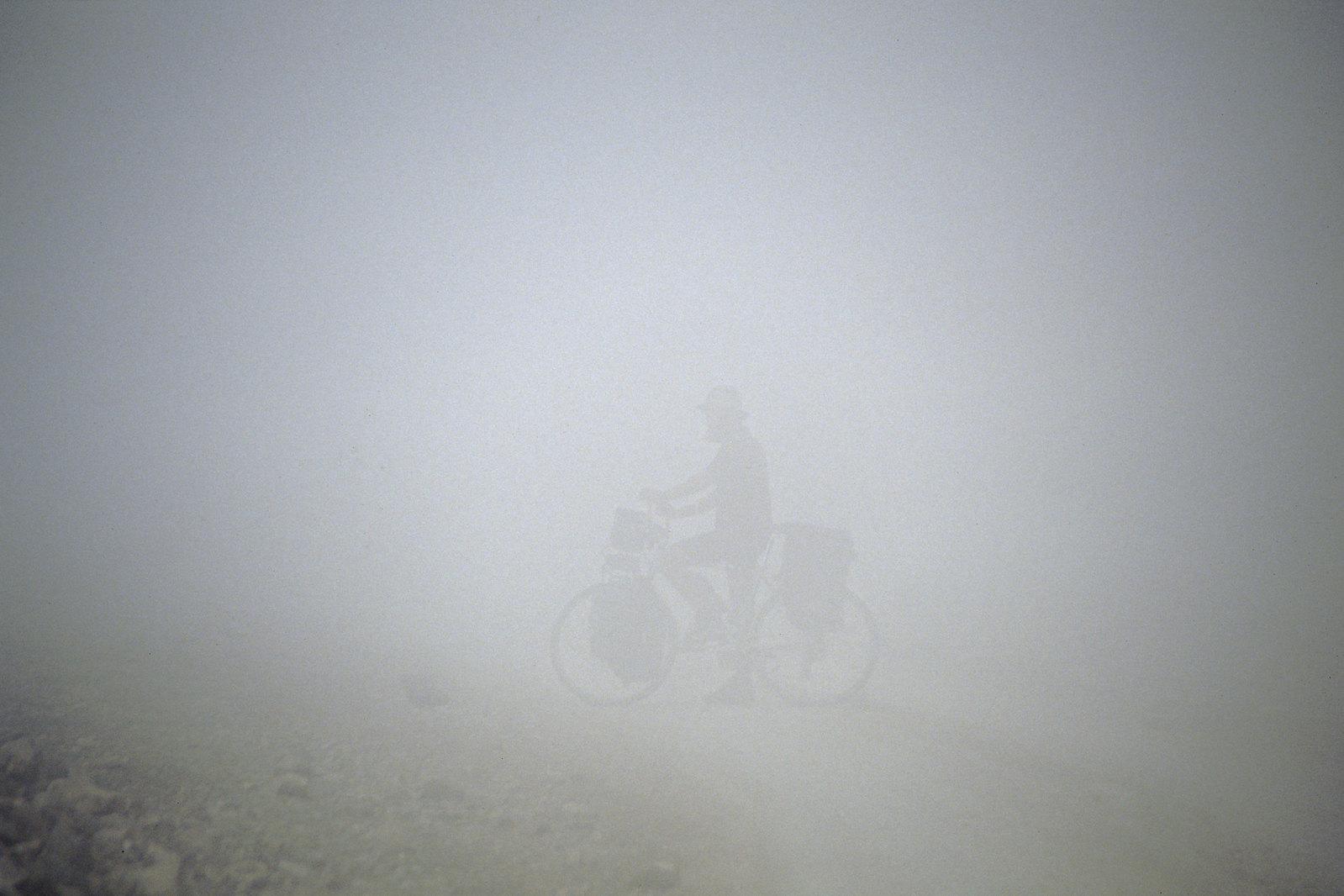Road trip en Iran - Tutoyer les nuages