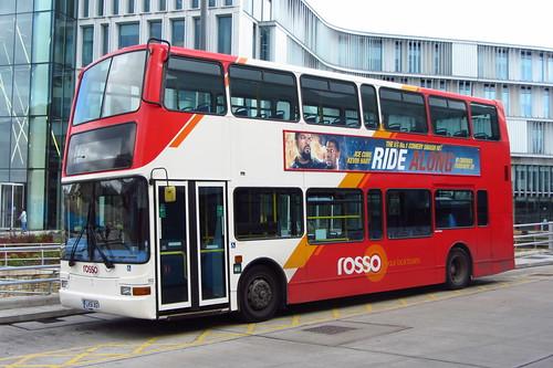 Rosso LK51 XGY, Rochdale Interchange
