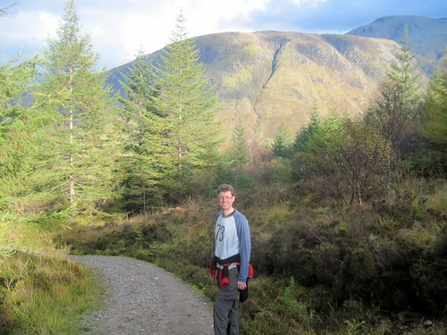Cowhill Circuit Hike in Glen Nevis