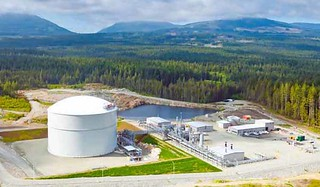 BC to have world's cleanest LNG facilities