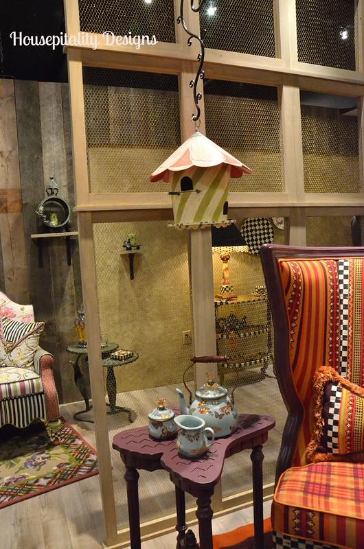 MacKenzie-Childs Showroom-Housepitality Designs