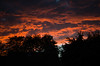 Sunset Sky 18th October 2014
