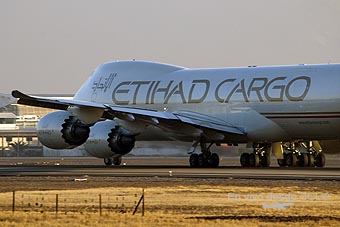 Etihad Cargo B747-8F (K.Brown)