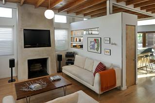 Passive Daylighting - Living Room