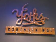 Yorks Espresso Bar - Great Western Arcade