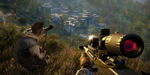 Far Cry 4 trailer - Kyrat Series 2 : Midlands and Himalayas
