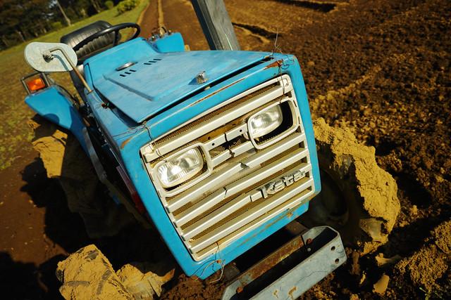 20141026_05_ISEKI TU2100 Tractor