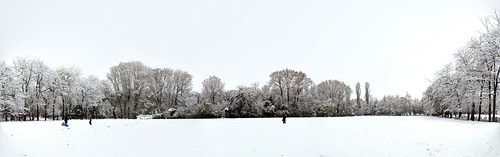 park trees winter sky panorama white snow playing black kids landscape nikon europe play sofia south bulgaria coolpix парк българия софия южен l330