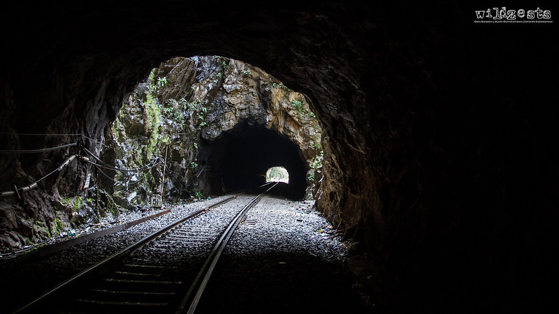 Dudhsagar-Tunnel