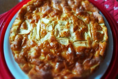 """La torta di mele col nome di """"Adele"""""""