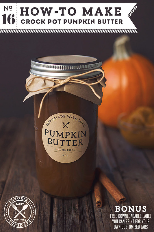 How-to Make Crock Pot Pumpkin Butter