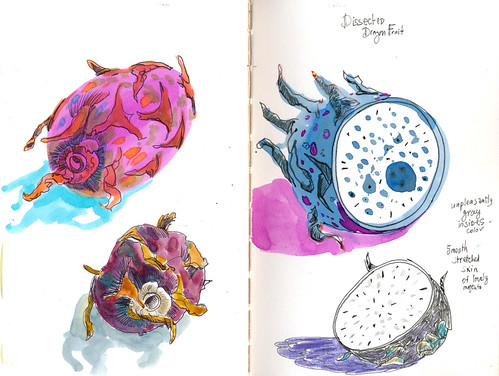 September 2014: Dragon Fruit