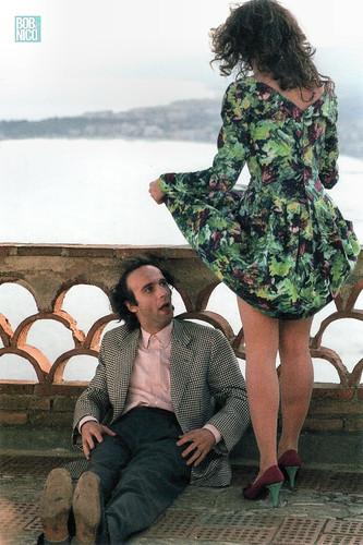 Roberto Benigni, Nicoletta Braschi